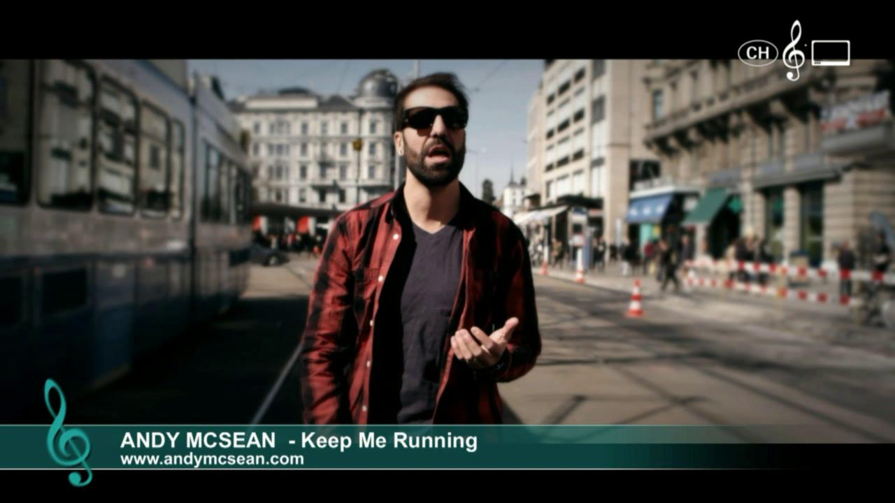 Andy McSean - Keep Me Running