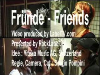 Fruende - Friends - Fruende - Friends, Benefizsong