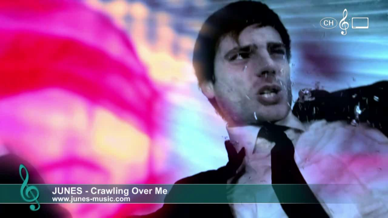 Junes - Crawling Over Me