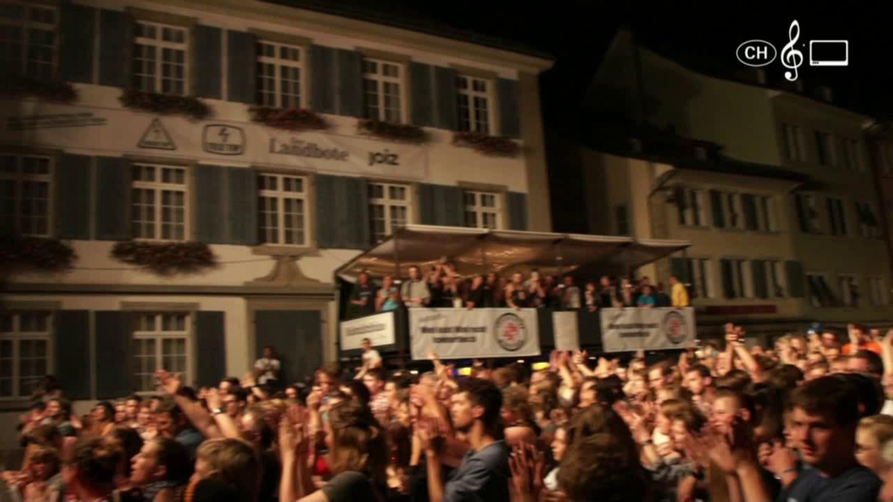 My Name Is George - Musikfestwochen Winterthur 2013