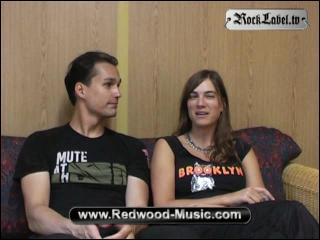 Redwood - Interview am Palèo