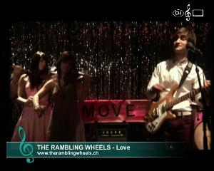The Rambling Wheels - Love