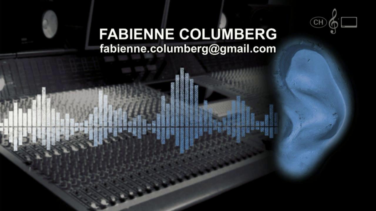 Fabienne Columberg - Tonstudio Dynamo Zürich