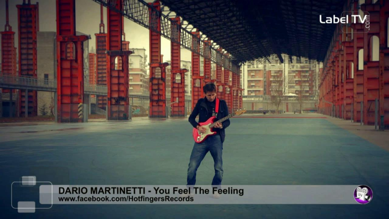 Dario Martinetti - Feel The Feeling
