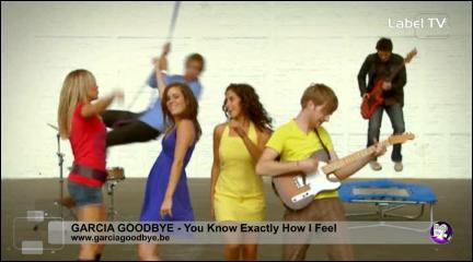 Garcia Goodbye - You know exactly how i feel
