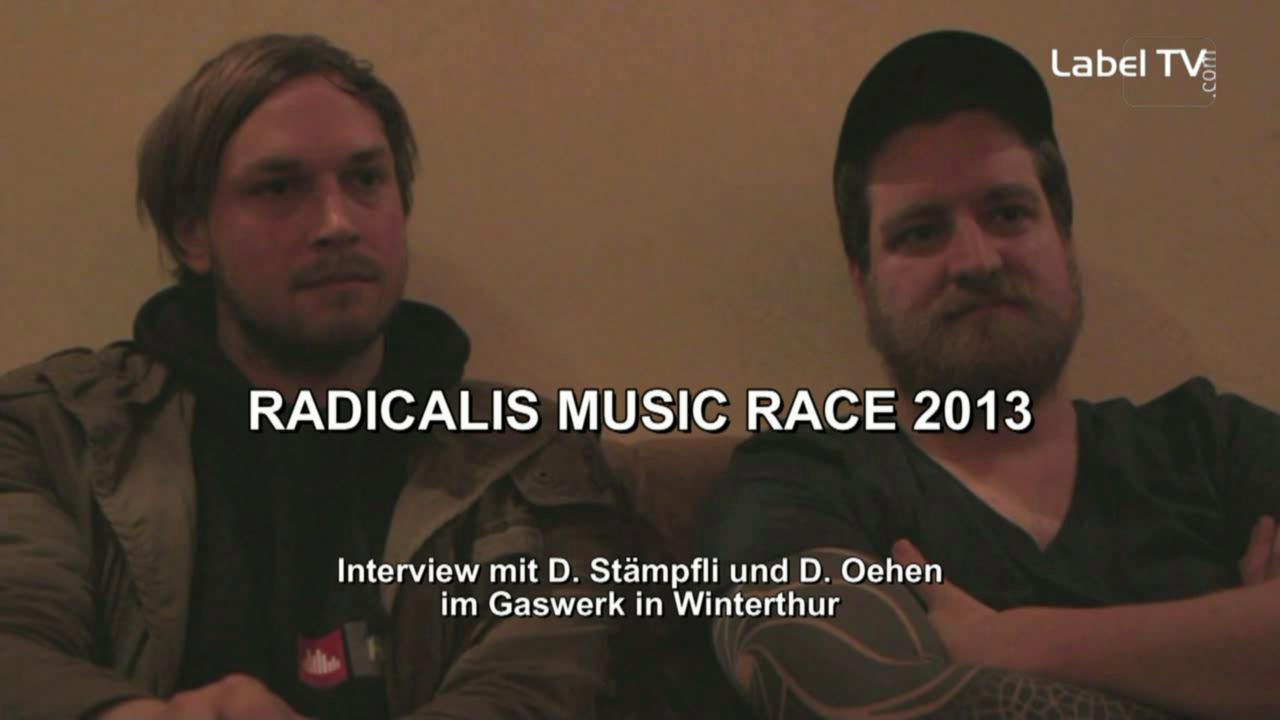 Radicalis - Interview zum Radicalis Music Race 2013