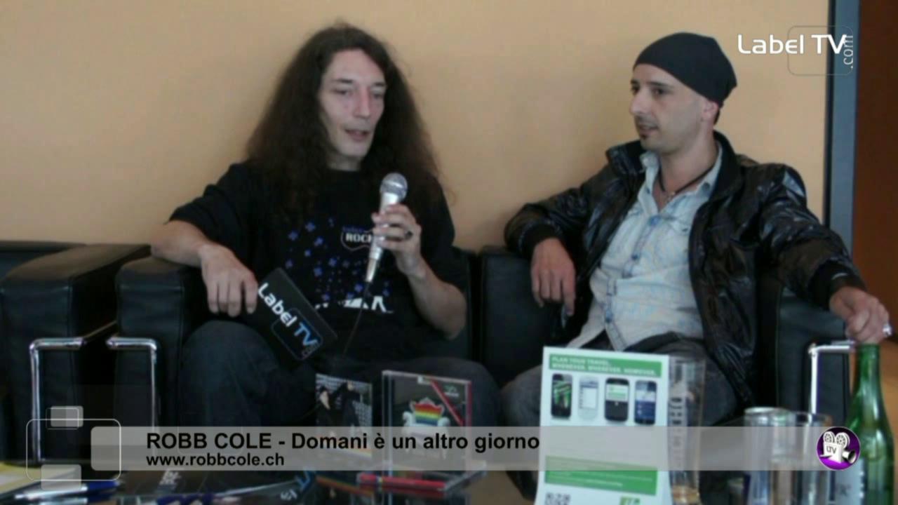 Robb Cole - Interview (Teil 2)