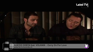 Rocco Costa feat. Volkan - Carry On For Love