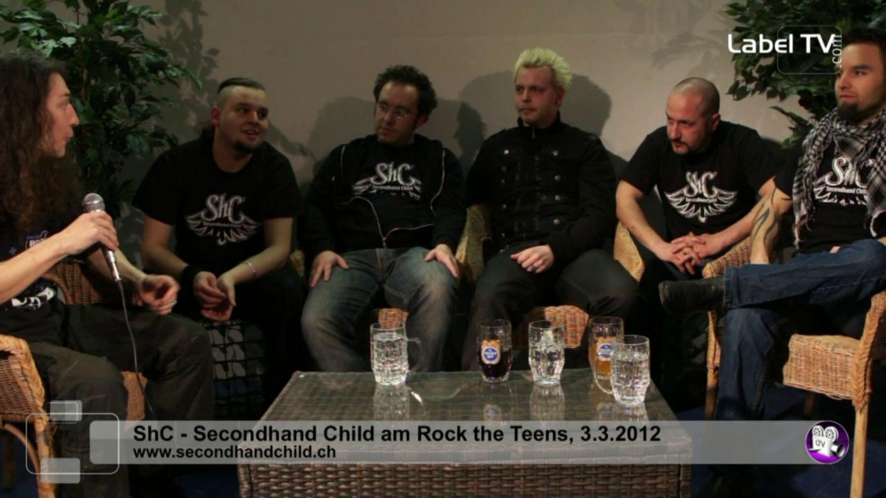 ShC - Interview bei Rock the Teens