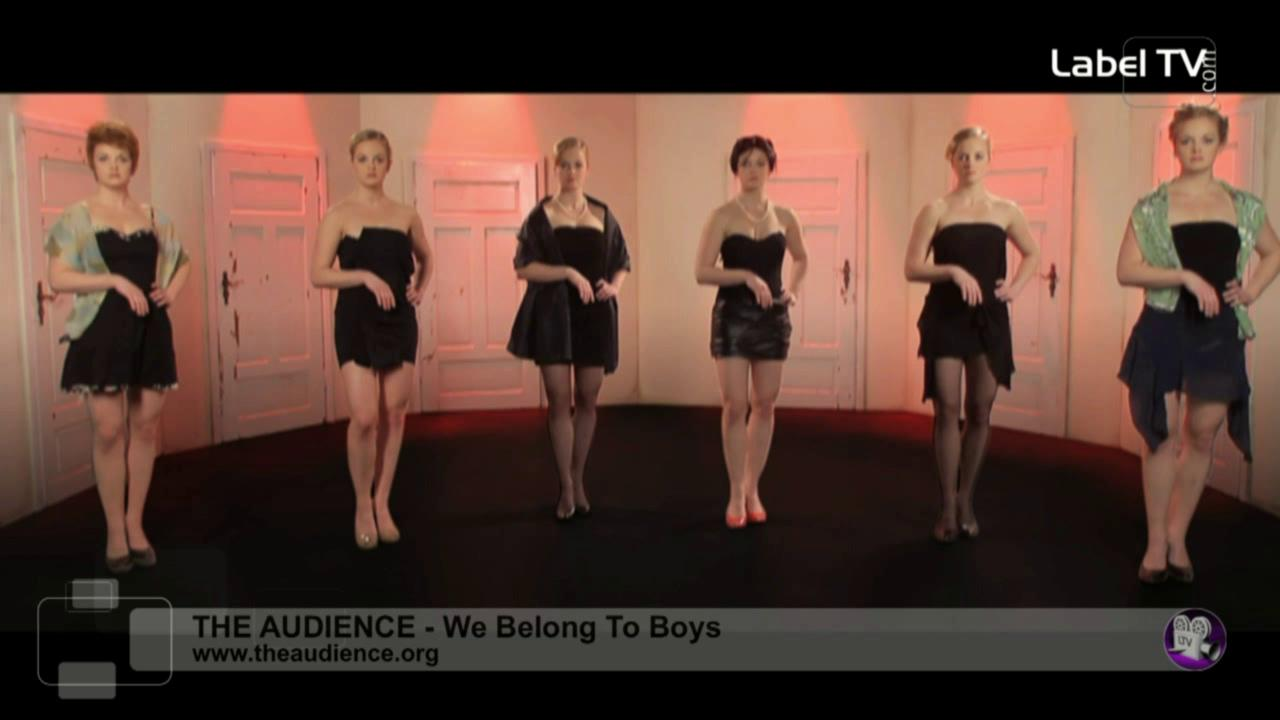 The Audience - We belong to boys