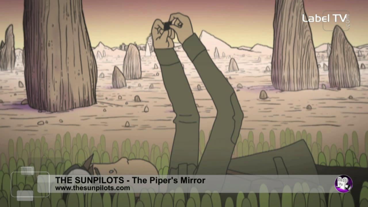 The Sunpilots - The Piper's Mirror