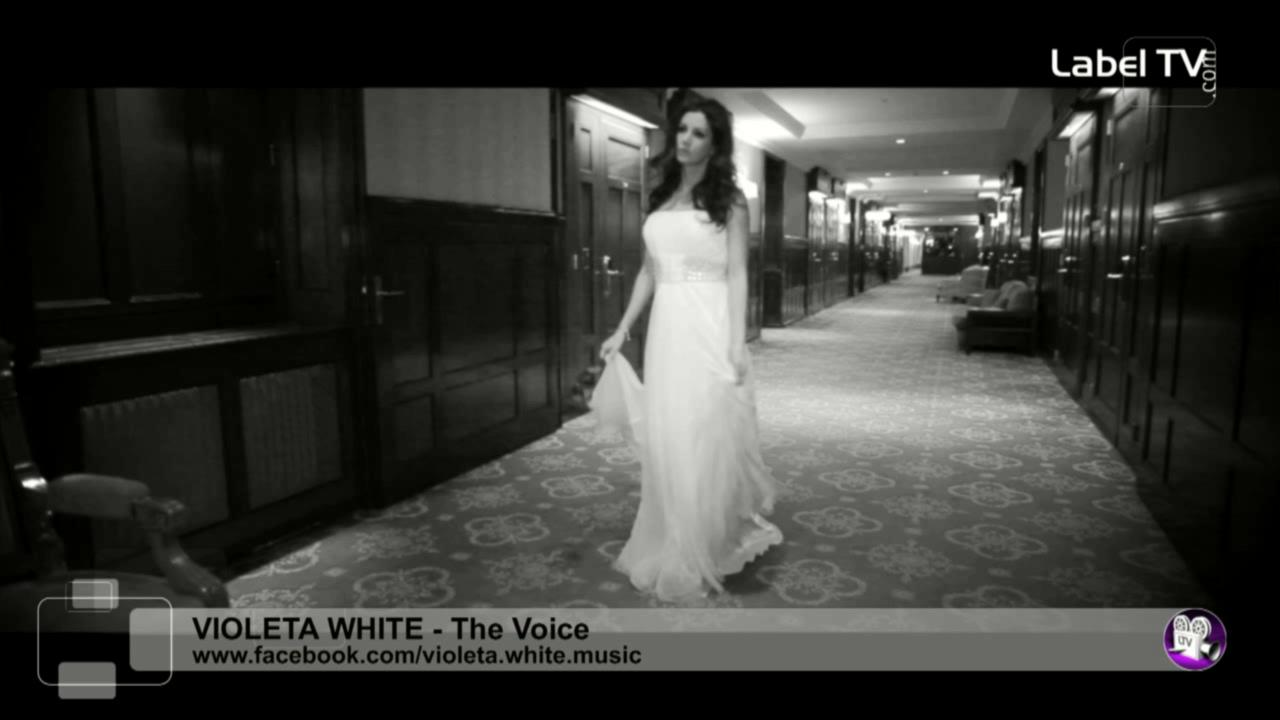 Violeta White - The Voice