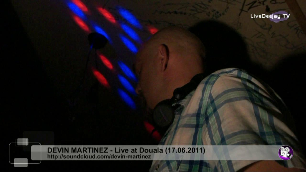 Devin Martinez - Live at Douala - part 3