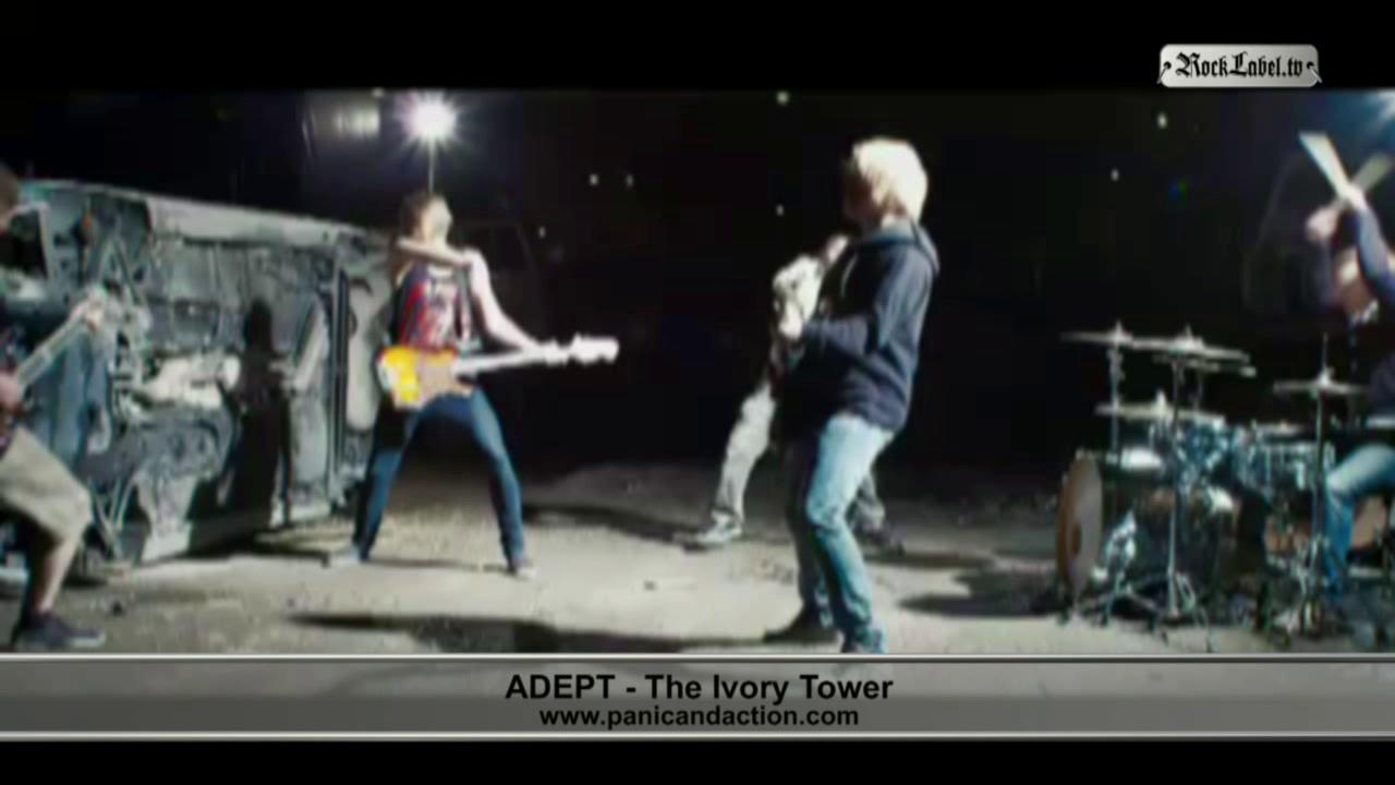 Adept - The Ivory Tower