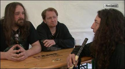 Black Messiah - Interview in der Schweiz