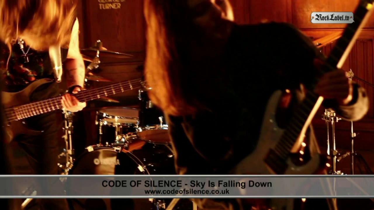 Code Of Silence - Sky Is Falling Down