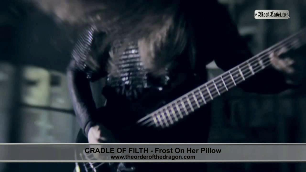 Cradle of Filth - Frost On Her Pillow