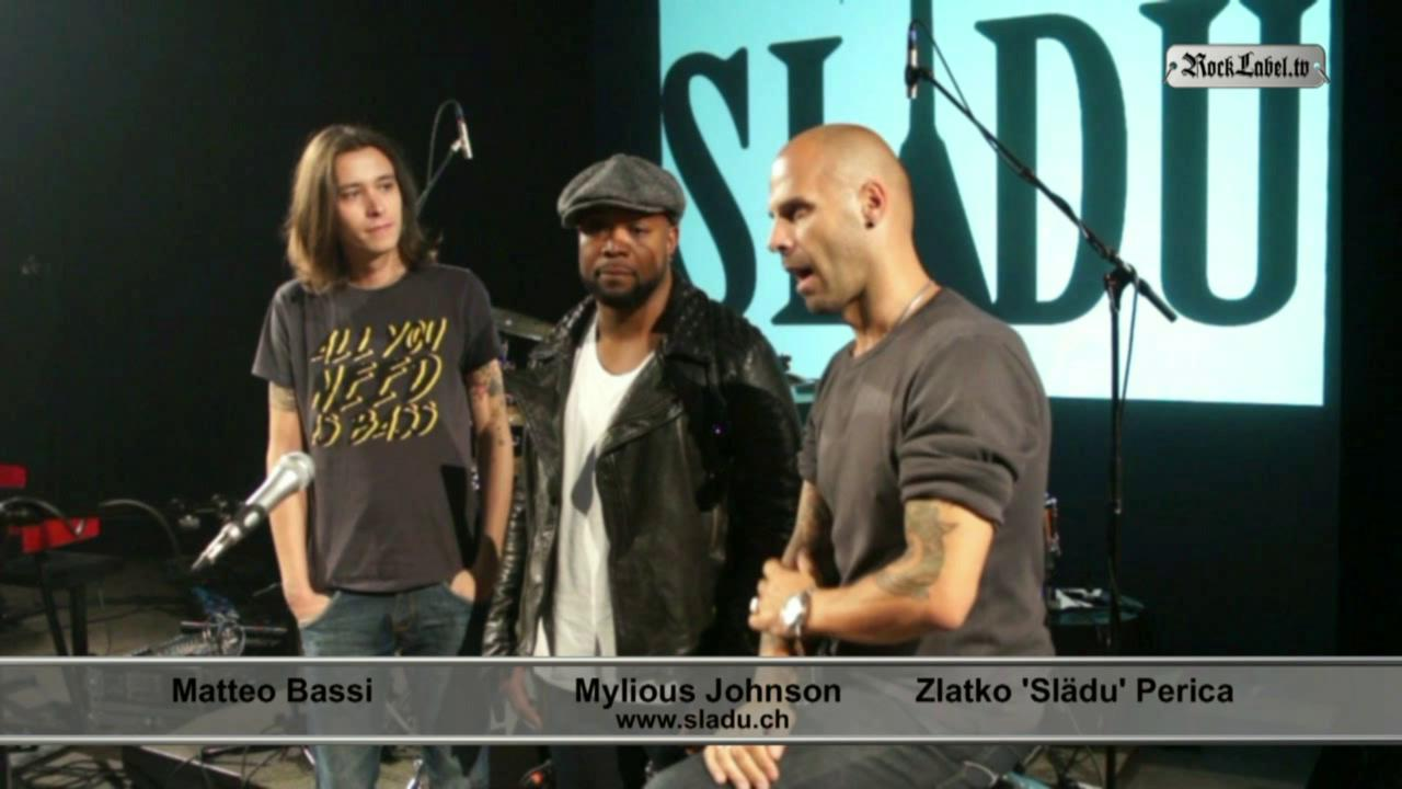 Sladu & Friends - Interview in Switzerland