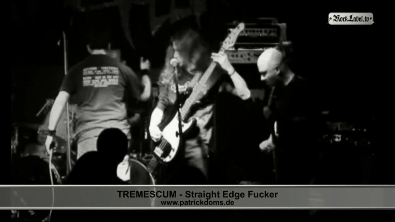 Tremescum - Straight Edge F....r