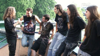 Chronic Shock - Interview am Metal-Battle Finale