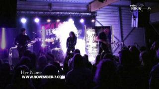 November-7 - Her Name (Live)